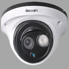720P/1.0MP Indoor Dome network security IP camera
