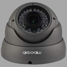 High Definition Analog Varifocal Dome AHD IR Camera