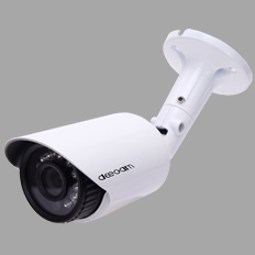Outdoor Bullet CCTV IR Camera with Fixed Lens