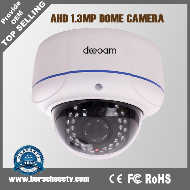 1.3MP 960P Vandaproof Dome AHD