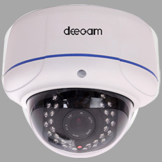 HD Analog Varifocal Dome AHD CCTV Camera