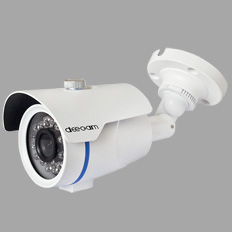 Weatherproof IP68 960P Bullet AHD CCTV Camera